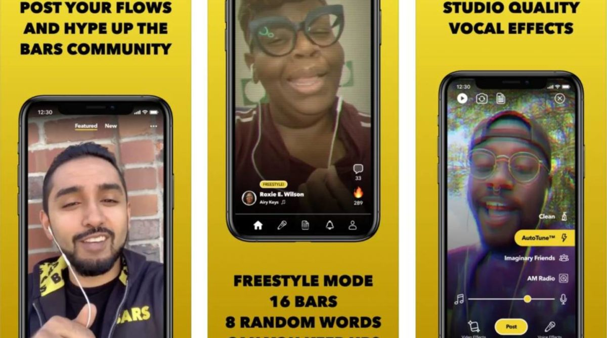 Facebook's latest experimental app BARS is made for amateur rappers