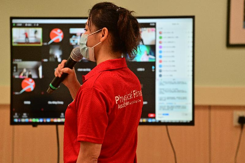 New phase of Online Interactive Sports Training Programmes to open for enrolment (with photos)