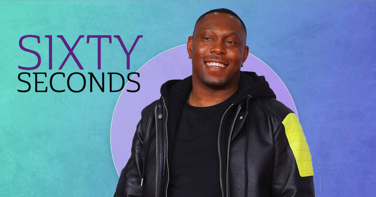 Celebrity Bake Off star Dizzee Rascal had never watched the show or tried baking before taking part