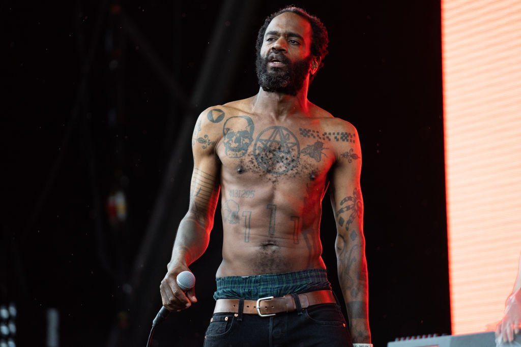 No, Death Grips' Mc Ride was not arrested