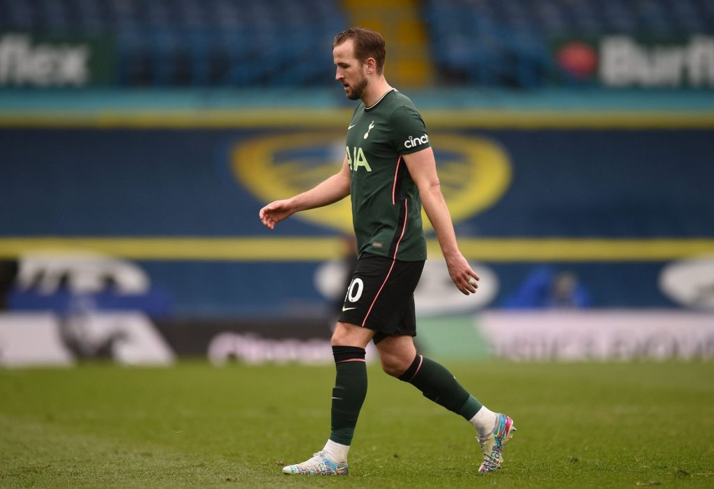 Harry Kane set to be priced out of Spurs move
