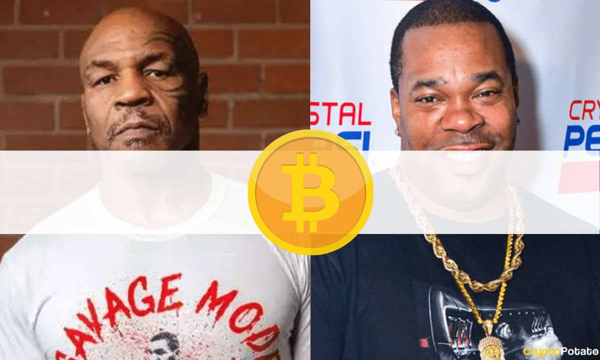 Are Mike Tyson and Busta Rhymes Looking to Get Into Crypto?