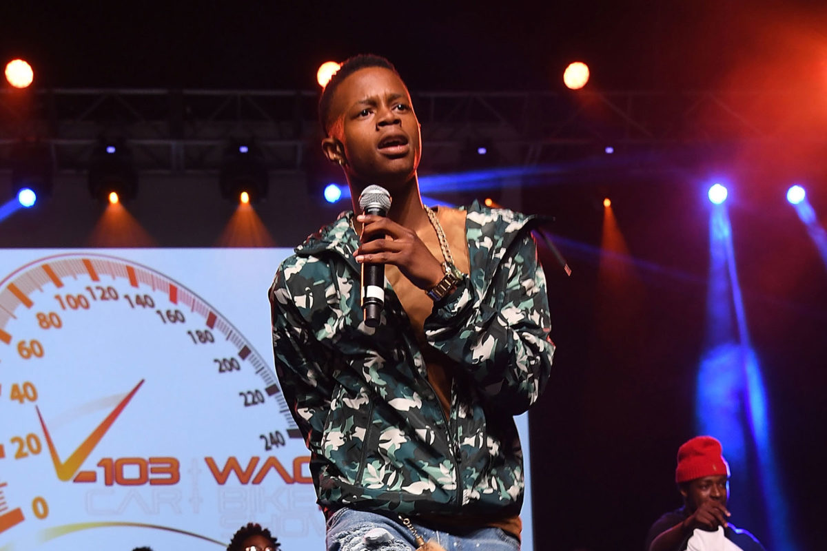 'Watch Me (Whip/Nae Nae)' Rapper Silento Indicted on Murder Charges