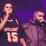 Drake Declares J. Cole 'One of the Greatest Rappers Ever'
