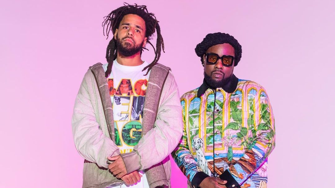Wale and J. Cole Collab Coming Soon
